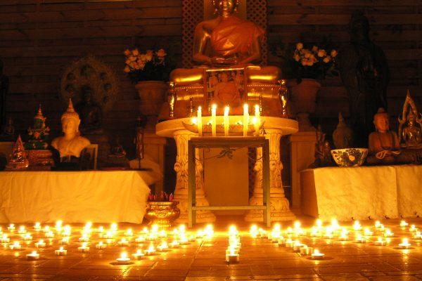 Vipassana – Meditación Budista