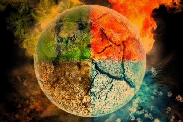 Los 4 elementos – Chamanismo
