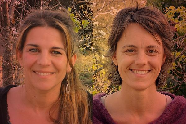 Laia Pérez de Olagauer y Dina Murillo Puig