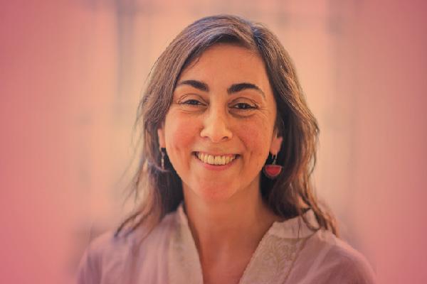 Lourdes Arce – Yogeshwari