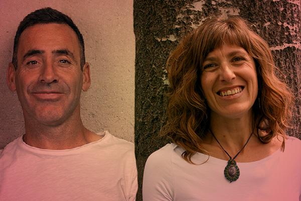 Jorge Haro & Inma Cinos