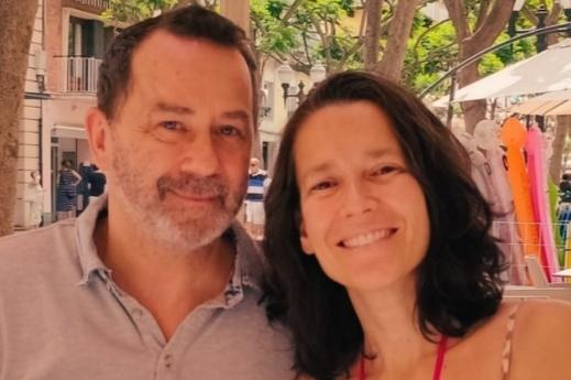 Alicia y Simon